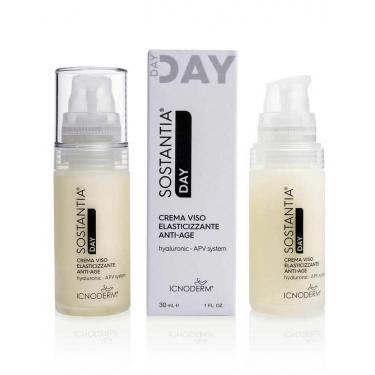 Crema viso elasticizzante anti-age SOSTANTIA DAY