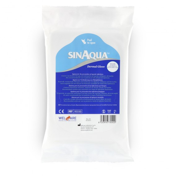 Sinaqua™ Dermal Glove