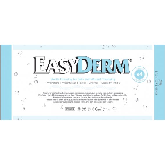 Easyderm® Sterile Wipe