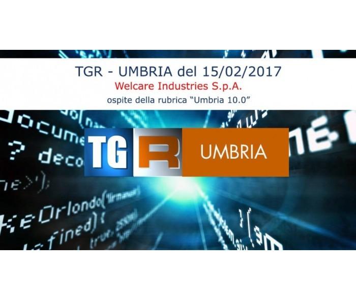 """TGR – Welcare Industries ospite della rubrica """"Umbria 10.0″"""