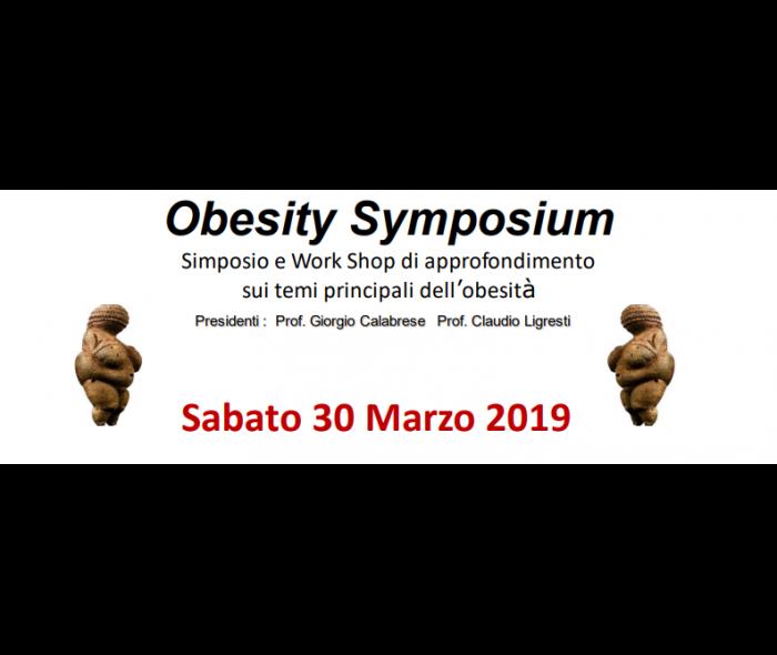 WELCARE PARTECIPA ALL'OBESITY SYMPOSIUM: Simposio e Work Shop di approfondimento sui temi principali dell'obesità