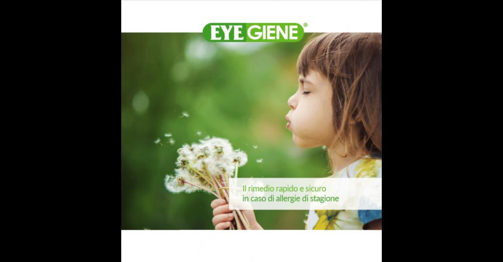 Primavera, occhi e pollini: come gestire al meglio le allergie di stagione