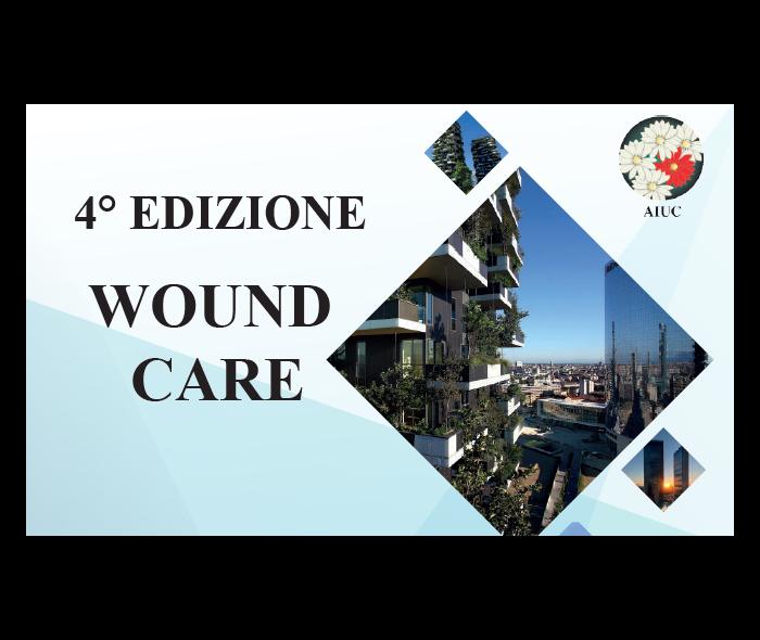 Lesioni cutanee: quarta edizione del Congresso Wound Care a Milano