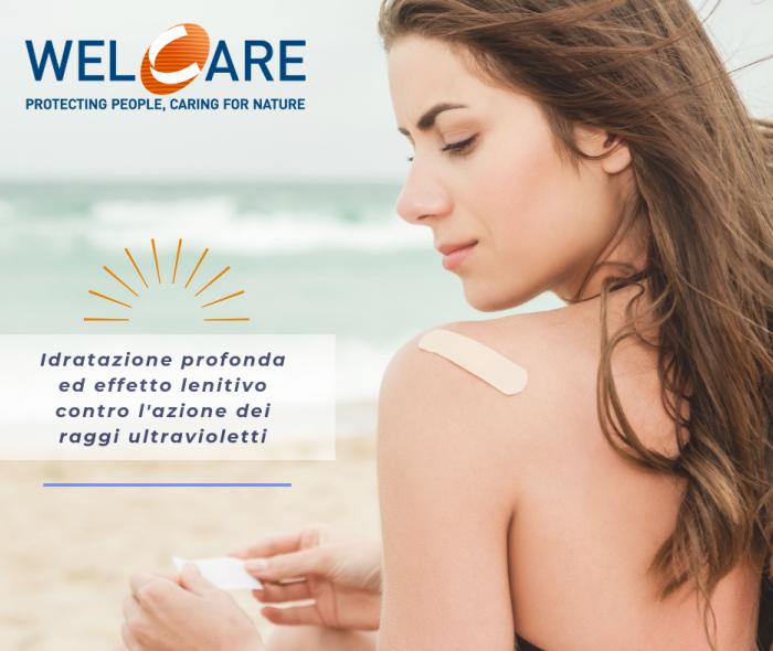 Estate: tempo di mare e di sole, ma come proteggere la pelle dall'azione dei raggi UV?