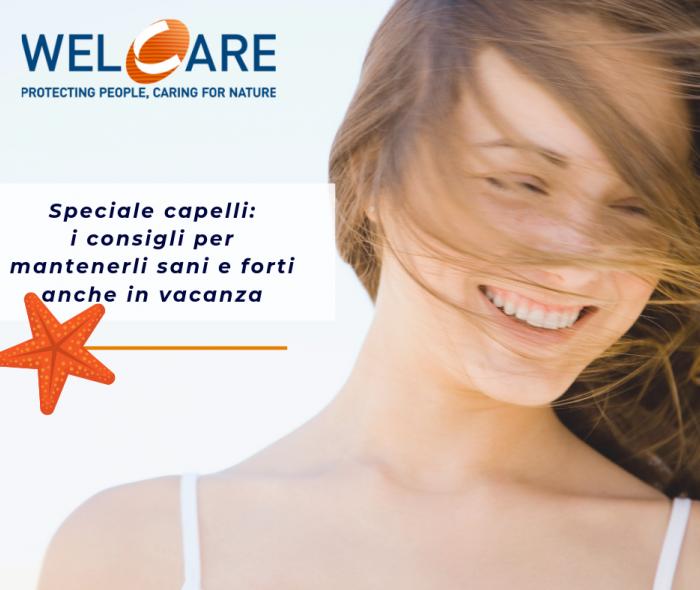 Estate e cura dei capelli: i consigli per mantenerli sani e forti