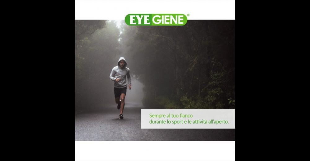 Sport ed attività all'aperto: proteggi la vista!