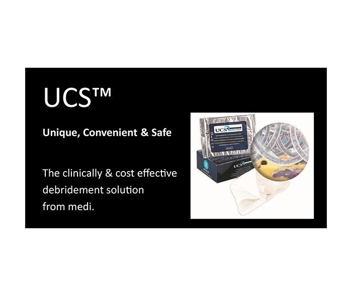 Publication on UCS™ Debridement in TVS magazine UCS™ Debridement helps you improve procedures and reduce costs – challenge us to