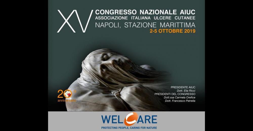Dal 02 al 05 ottobre 2019:  XV Congresso Nazionale AIUC