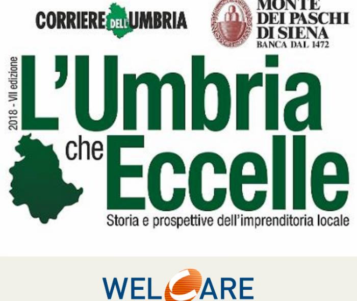 """""""L'Umbria che eccelle"""", il premio alle migliori aziende della regione Umbria"""""""