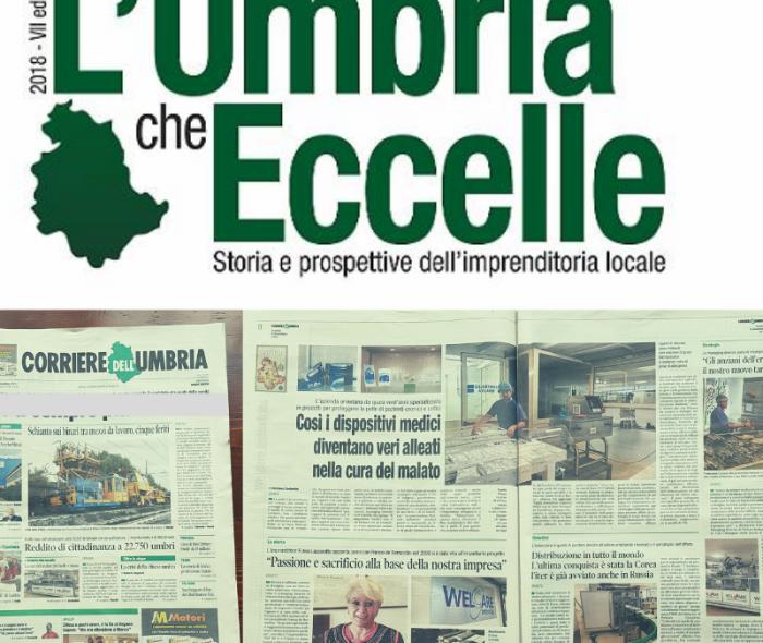 L'Umbria che Eccelle: Così i Dispositivi Medici diventano veri alleati nella cura del malato