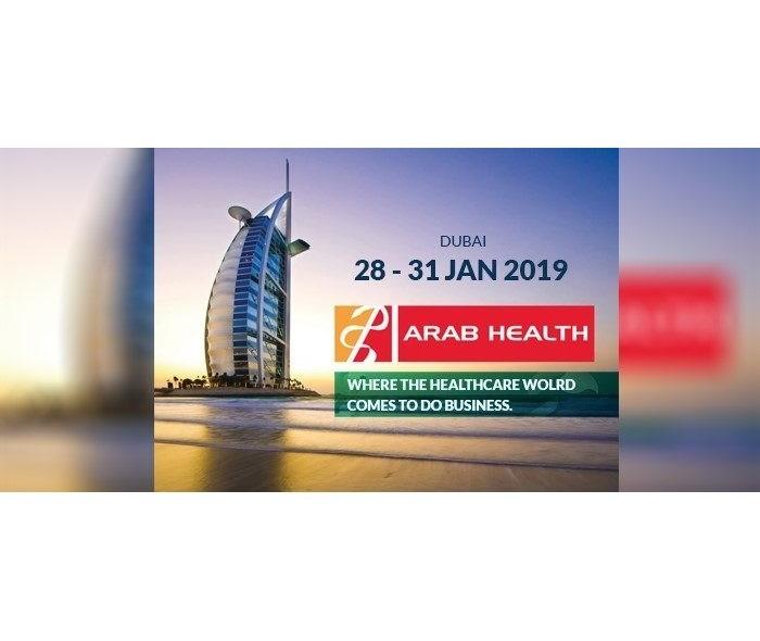 Arab Health 2019: La più grande fiera medicale del Medio Oriente